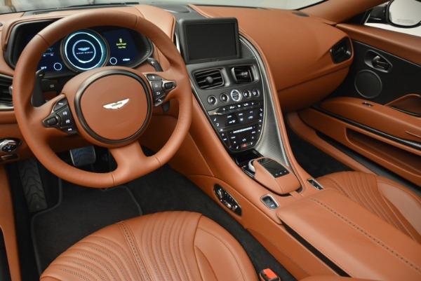 Used 2019 Aston Martin DB11 V8 Convertible for sale Sold at Bugatti of Greenwich in Greenwich CT 06830 20