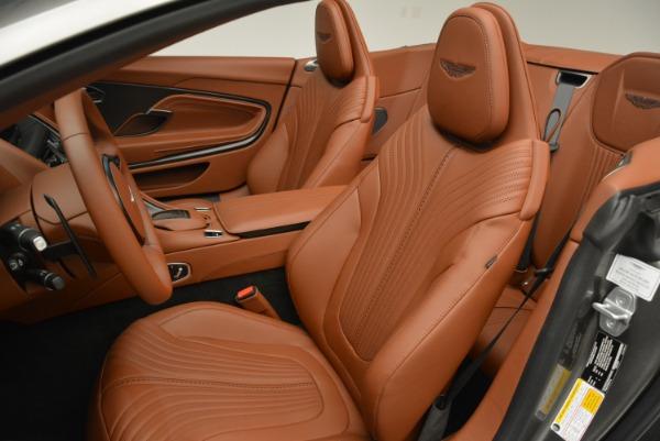 Used 2019 Aston Martin DB11 V8 Convertible for sale Sold at Bugatti of Greenwich in Greenwich CT 06830 21