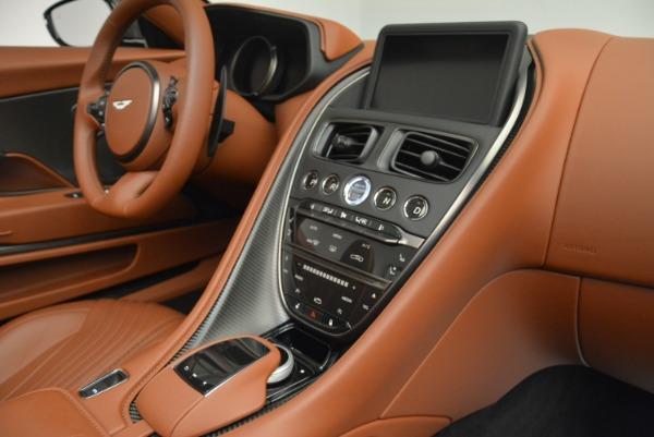Used 2019 Aston Martin DB11 V8 Convertible for sale Sold at Bugatti of Greenwich in Greenwich CT 06830 24