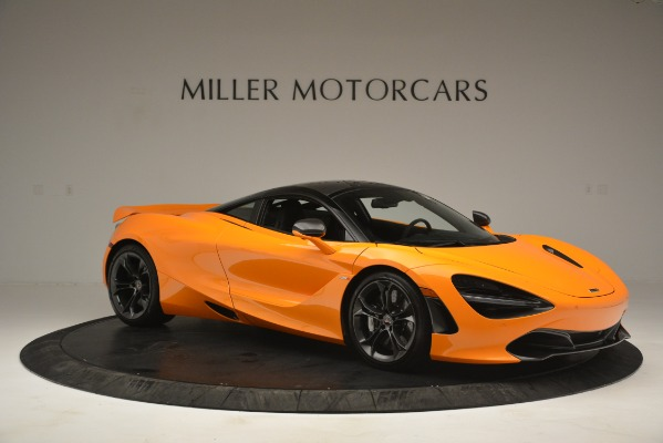 Used 2018 McLaren 720S Performance for sale Sold at Bugatti of Greenwich in Greenwich CT 06830 10