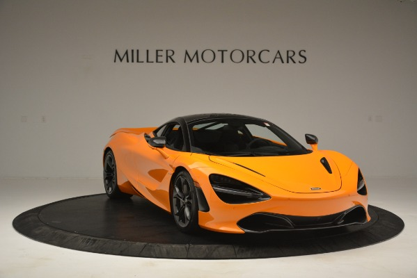 Used 2018 McLaren 720S Performance for sale Sold at Bugatti of Greenwich in Greenwich CT 06830 11