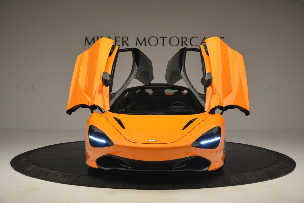 Used 2018 McLaren 720S Performance for sale Sold at Bugatti of Greenwich in Greenwich CT 06830 13