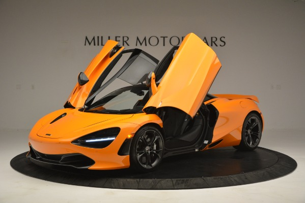 Used 2018 McLaren 720S Performance for sale Sold at Bugatti of Greenwich in Greenwich CT 06830 14