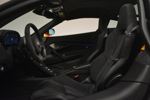 Used 2018 McLaren 720S Performance for sale Sold at Bugatti of Greenwich in Greenwich CT 06830 17