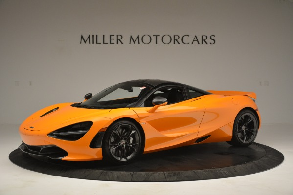 Used 2018 McLaren 720S Performance for sale Sold at Bugatti of Greenwich in Greenwich CT 06830 2