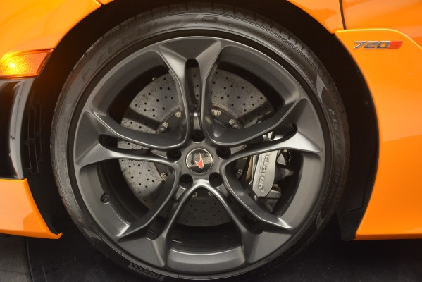 Used 2018 McLaren 720S Performance for sale Sold at Bugatti of Greenwich in Greenwich CT 06830 22