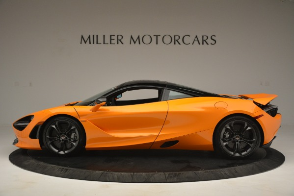 Used 2018 McLaren 720S Performance for sale Sold at Bugatti of Greenwich in Greenwich CT 06830 3