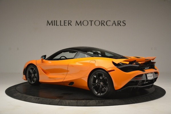 Used 2018 McLaren 720S Performance for sale Sold at Bugatti of Greenwich in Greenwich CT 06830 4