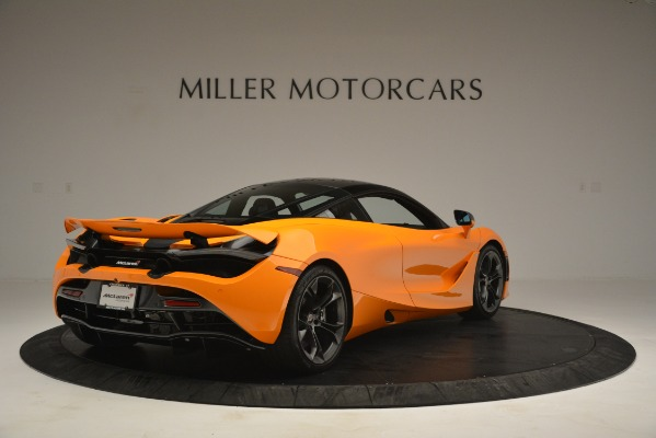 Used 2018 McLaren 720S Performance for sale Sold at Bugatti of Greenwich in Greenwich CT 06830 7