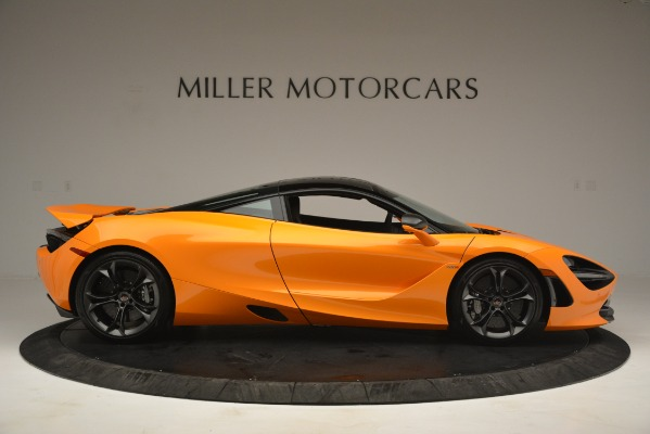 Used 2018 McLaren 720S Performance for sale Sold at Bugatti of Greenwich in Greenwich CT 06830 9