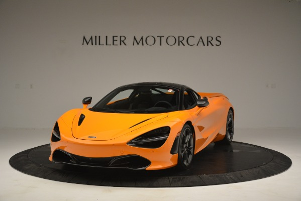 Used 2018 McLaren 720S Performance for sale Sold at Bugatti of Greenwich in Greenwich CT 06830 1