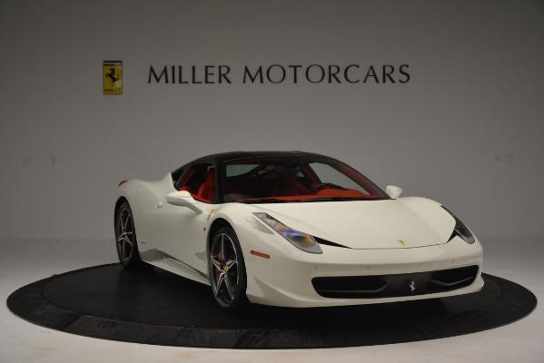 Used 2012 Ferrari 458 Italia for sale Sold at Bugatti of Greenwich in Greenwich CT 06830 11