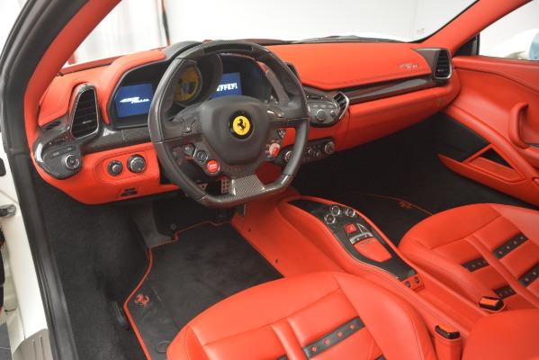 Used 2012 Ferrari 458 Italia for sale Sold at Bugatti of Greenwich in Greenwich CT 06830 13