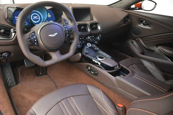 Used 2019 Aston Martin Vantage Coupe for sale Sold at Bugatti of Greenwich in Greenwich CT 06830 14