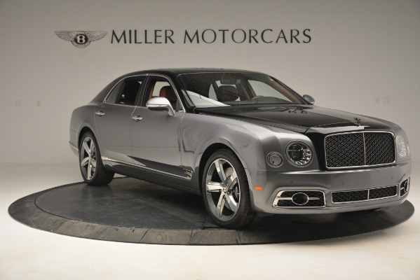 New 2019 Bentley Mulsanne Speed for sale Sold at Bugatti of Greenwich in Greenwich CT 06830 11