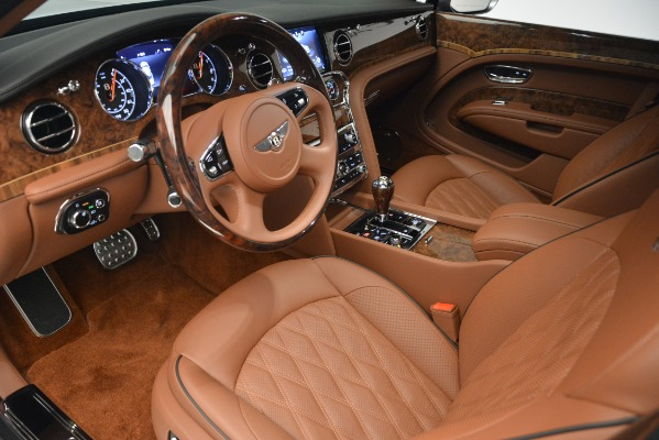 New 2019 Bentley Mulsanne Speed for sale Sold at Bugatti of Greenwich in Greenwich CT 06830 13