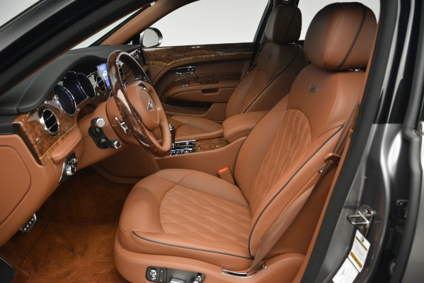New 2019 Bentley Mulsanne Speed for sale Sold at Bugatti of Greenwich in Greenwich CT 06830 14