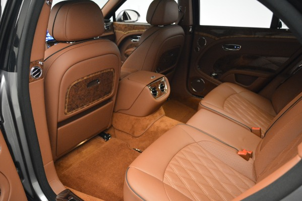 New 2019 Bentley Mulsanne Speed for sale Sold at Bugatti of Greenwich in Greenwich CT 06830 17