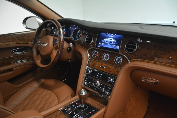 New 2019 Bentley Mulsanne Speed for sale Sold at Bugatti of Greenwich in Greenwich CT 06830 18