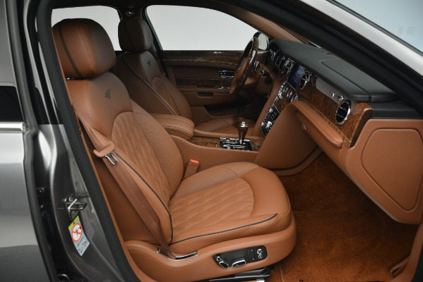 New 2019 Bentley Mulsanne Speed for sale Sold at Bugatti of Greenwich in Greenwich CT 06830 20