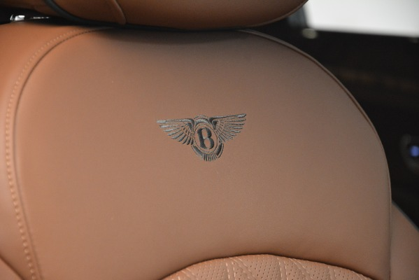 New 2019 Bentley Mulsanne Speed for sale Sold at Bugatti of Greenwich in Greenwich CT 06830 22
