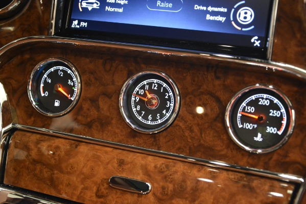 New 2019 Bentley Mulsanne Speed for sale Sold at Bugatti of Greenwich in Greenwich CT 06830 25