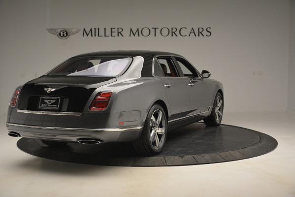 New 2019 Bentley Mulsanne Speed for sale Sold at Bugatti of Greenwich in Greenwich CT 06830 7