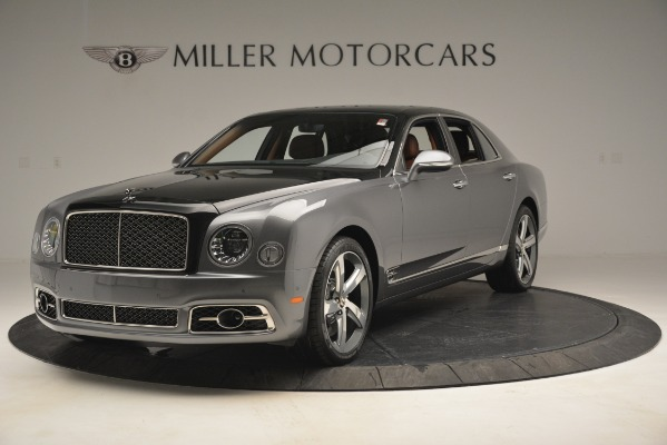 New 2019 Bentley Mulsanne Speed for sale Sold at Bugatti of Greenwich in Greenwich CT 06830 1