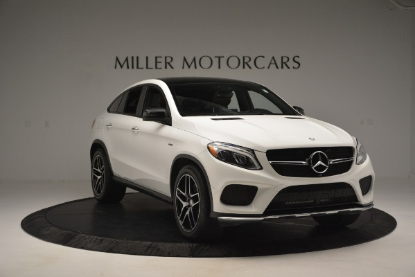 Used 2016 Mercedes-Benz GLE 450 AMG Coupe 4MATIC for sale Sold at Bugatti of Greenwich in Greenwich CT 06830 11