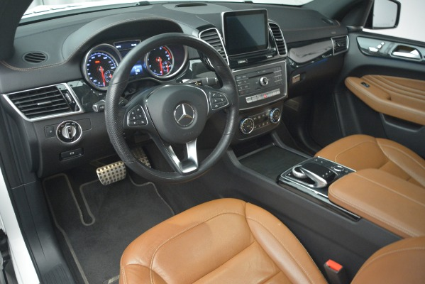 Used 2016 Mercedes-Benz GLE 450 AMG Coupe 4MATIC for sale Sold at Bugatti of Greenwich in Greenwich CT 06830 13