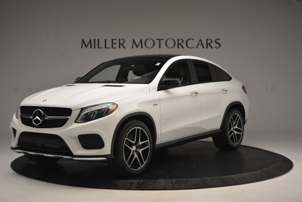 Used 2016 Mercedes-Benz GLE 450 AMG Coupe 4MATIC for sale Sold at Bugatti of Greenwich in Greenwich CT 06830 2
