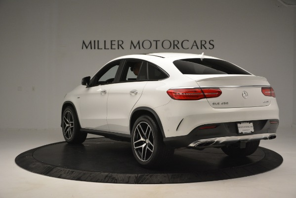 Used 2016 Mercedes-Benz GLE 450 AMG Coupe 4MATIC for sale Sold at Bugatti of Greenwich in Greenwich CT 06830 5