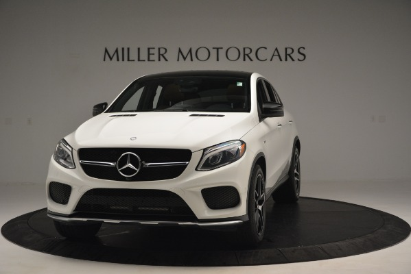 Used 2016 Mercedes-Benz GLE 450 AMG Coupe 4MATIC for sale Sold at Bugatti of Greenwich in Greenwich CT 06830 1