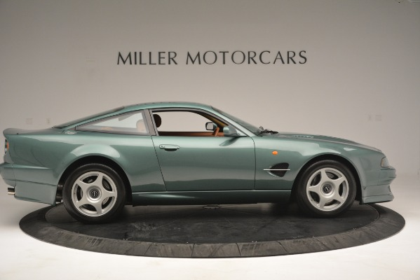 Used 1999 Aston Martin V8 Vantage Le Mans V600 Coupe for sale Call for price at Bugatti of Greenwich in Greenwich CT 06830 10