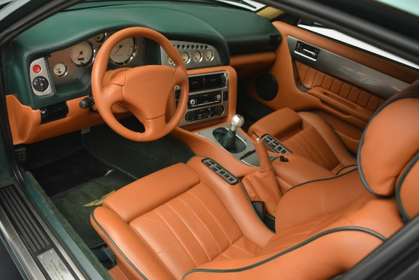 Used 1999 Aston Martin V8 Vantage Le Mans V600 Coupe for sale Call for price at Bugatti of Greenwich in Greenwich CT 06830 15