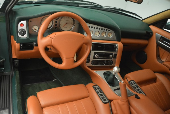 Used 1999 Aston Martin V8 Vantage Le Mans V600 Coupe for sale $550,000 at Bugatti of Greenwich in Greenwich CT 06830 16