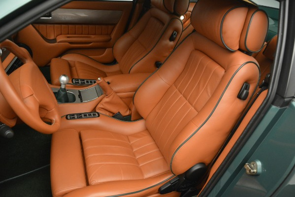 Used 1999 Aston Martin V8 Vantage Le Mans V600 Coupe for sale $550,000 at Bugatti of Greenwich in Greenwich CT 06830 17
