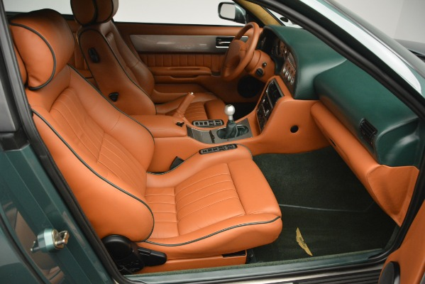 Used 1999 Aston Martin V8 Vantage Le Mans V600 Coupe for sale Call for price at Bugatti of Greenwich in Greenwich CT 06830 26