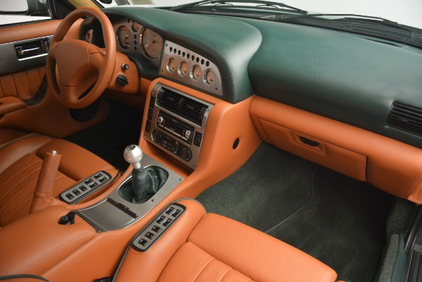 Used 1999 Aston Martin V8 Vantage Le Mans V600 Coupe for sale Call for price at Bugatti of Greenwich in Greenwich CT 06830 28