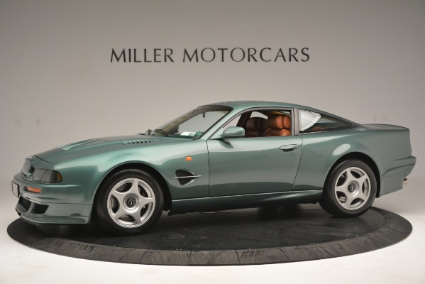 Used 1999 Aston Martin V8 Vantage Le Mans V600 Coupe for sale Call for price at Bugatti of Greenwich in Greenwich CT 06830 3