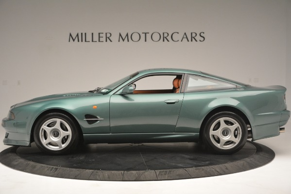 Used 1999 Aston Martin V8 Vantage Le Mans V600 Coupe for sale Call for price at Bugatti of Greenwich in Greenwich CT 06830 4