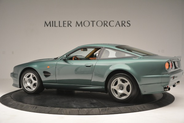 Used 1999 Aston Martin V8 Vantage Le Mans V600 Coupe for sale $550,000 at Bugatti of Greenwich in Greenwich CT 06830 5
