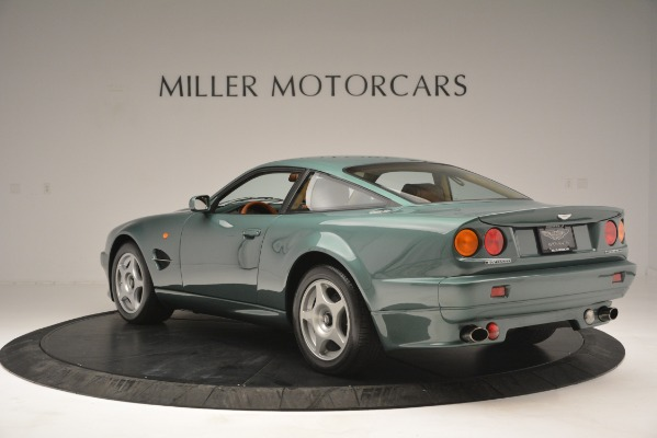 Used 1999 Aston Martin V8 Vantage Le Mans V600 Coupe for sale Call for price at Bugatti of Greenwich in Greenwich CT 06830 6