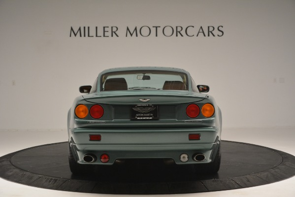 Used 1999 Aston Martin V8 Vantage Le Mans V600 Coupe for sale $550,000 at Bugatti of Greenwich in Greenwich CT 06830 7
