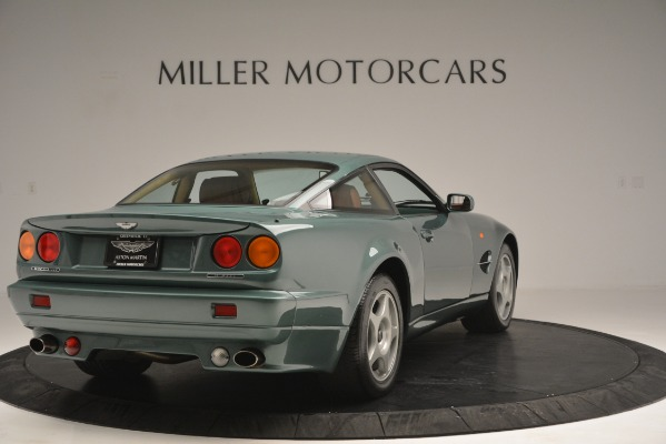 Used 1999 Aston Martin V8 Vantage Le Mans V600 Coupe for sale Call for price at Bugatti of Greenwich in Greenwich CT 06830 8