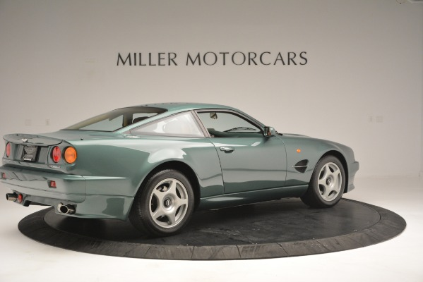 Used 1999 Aston Martin V8 Vantage Le Mans V600 Coupe for sale Call for price at Bugatti of Greenwich in Greenwich CT 06830 9