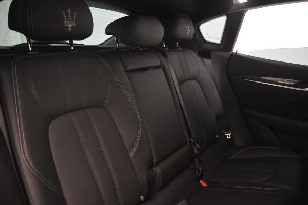 New 2019 Maserati Levante GTS for sale Sold at Bugatti of Greenwich in Greenwich CT 06830 25