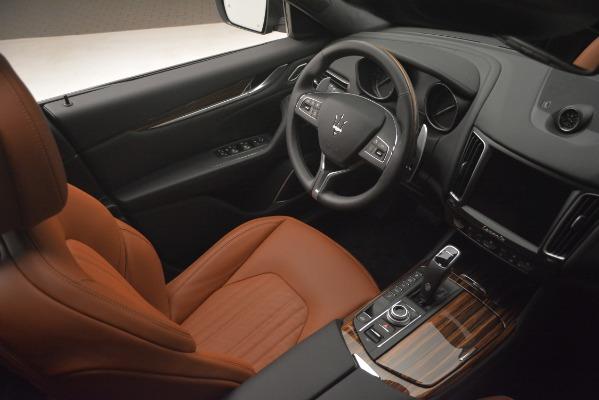 New 2019 Maserati Levante S Q4 GranLusso for sale Sold at Bugatti of Greenwich in Greenwich CT 06830 20