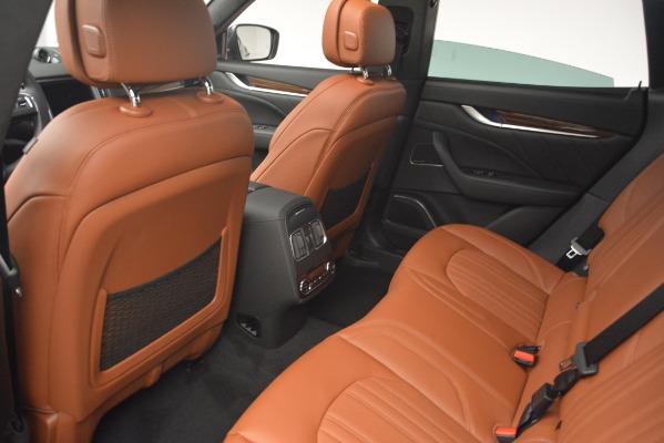New 2019 Maserati Levante S Q4 GranLusso for sale Sold at Bugatti of Greenwich in Greenwich CT 06830 22
