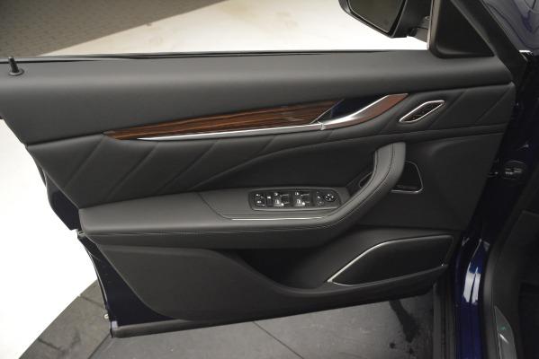 New 2019 Maserati Levante S Q4 GranLusso for sale Sold at Bugatti of Greenwich in Greenwich CT 06830 24